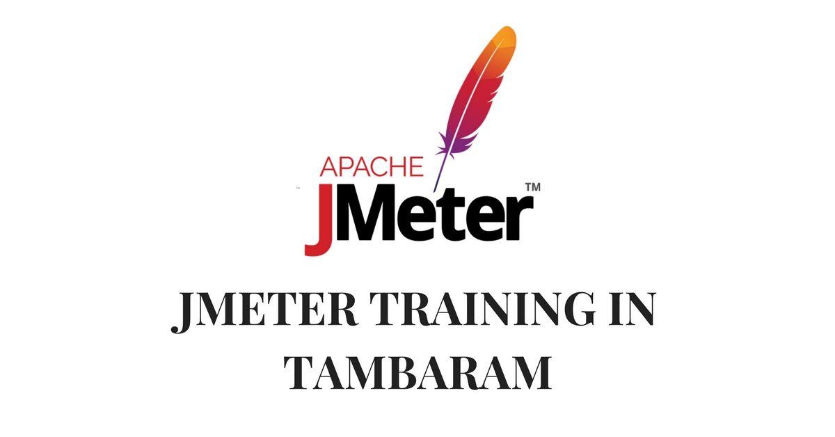 JMeter Training in Chennai Tambaram | JMeter Placement