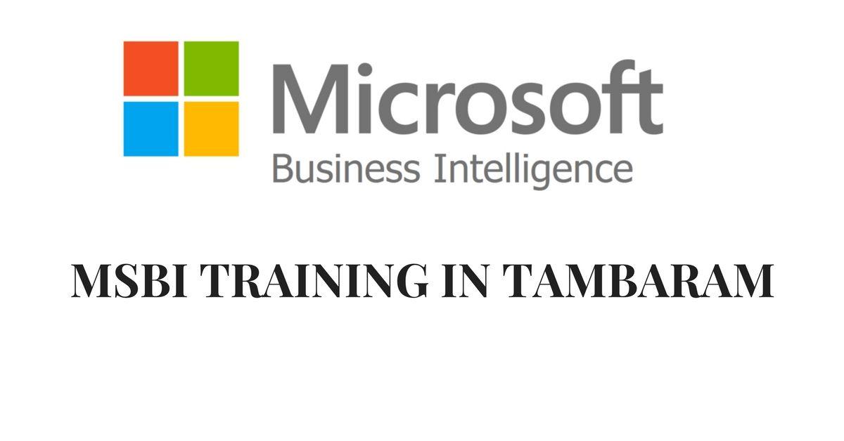msbi training in chennai msbi placement training institutes in chennai